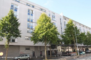 EXCLUSIVITÉ BLOT - RENNES - APPARTEMENT - QUARTIER GARE - T2 - 31.17m² environ