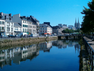 LOCAL COMMERCIAL - QUIMPER