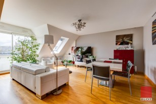 EXCLUSIVITE BLOT - VENTE APPARTEMENT - RENNES QUARTIER THABOR SEVIGNE - T4 - 80,51m² - Balcon